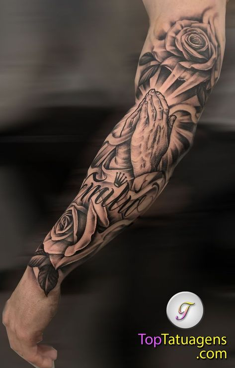 100 Male Forearm Tattoos to Get Inspired