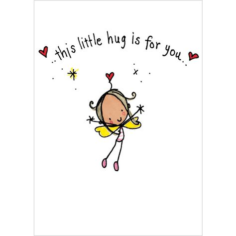This little hug is for you.. - Juicy Lucy Designs