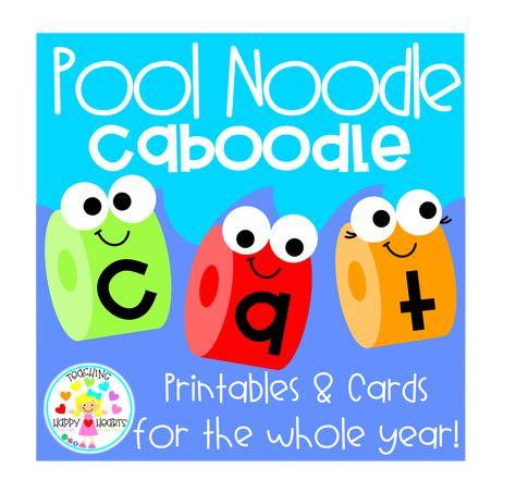 Pool Noodle Caboodle