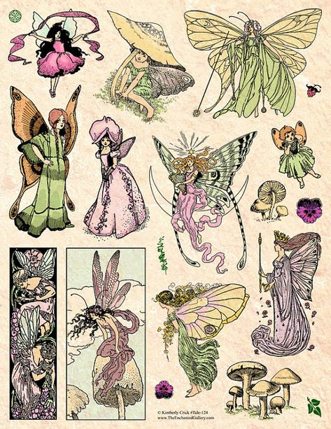 This listing is for an unmounted (rubber only - no wood or foam) rubber stamp sheet measuring approx. Fantasy Kunst, Fantasy Art, Lady Fantasy, Elves Fantasy, Gallery Website, Vintage Fairies, Illustration, Fairy Art, Maleficent
