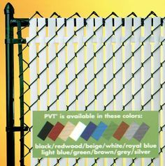 Pvt Privacy Slats Beige 4 Ft Patrician Products Fence