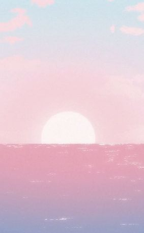 Aesthetic Amazing Anime Art Landscape Manga Ocean Pastel Sky Sunset Sea Drawing Pastel Sky Aesthetic Pastel Wallpaper Pastel Background