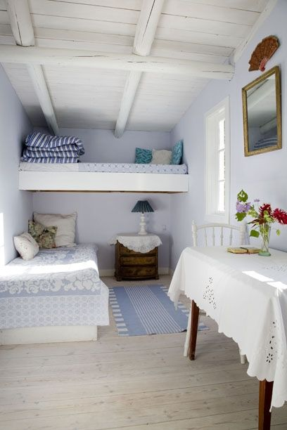 Living Large In Small Spaces - Nostalgic Summerhouse - A Joyful Cottage