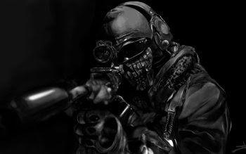 Call Of Duty Ghost Phone Wallpaper Di 2020