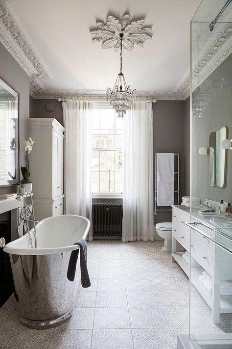 Chic And Elegant Modern Design In London Interior Design Cozy