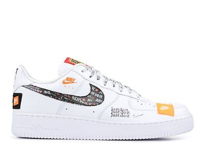 Air Force 1 07 Prm Jdi Just Do It Sneakers Nike Air Nike