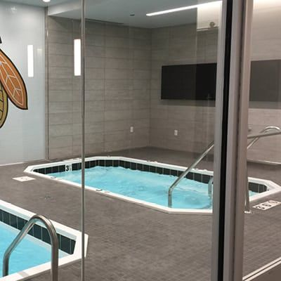 Aquatic Therapy Ask 2 Questions Before Planning Your Space Indoor Pool Design Therapy Pools Hydrotherapy Pool