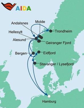 Der Geirangerfjord Und Unsere Privattour In Geiranger Norwegen