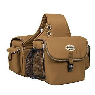 Weaver Trail Gear Saddle Bag Black Statelinetack Com Saddle Bags Bags Equestrian Helmet