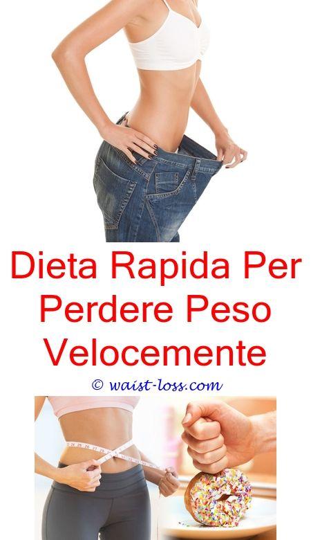 programma di dieta per perdita di peso rapida