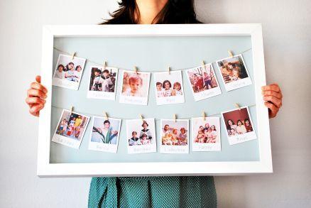 3 ideas de regalos con fotos