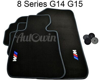 Ad Ebay Floor Mats For Bmw 8 Series G14 G15 Tailored With M