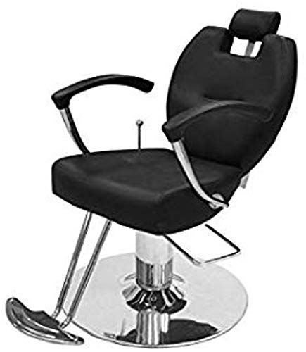 Chic Beauty Salon Styling Chair HERMAN BLACK All Purpose