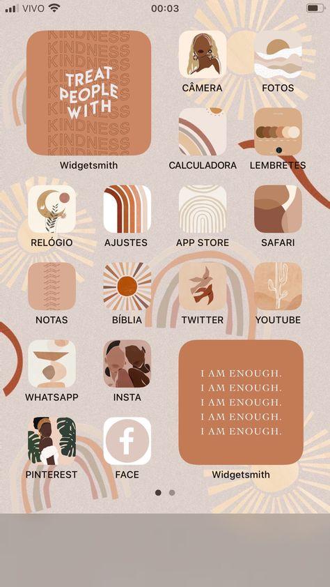 como personalizar os widgets da tela inicial do iphone (ios 14)