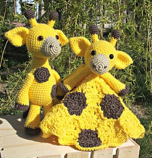 Cute Baby Giraffe pattern by Heather Kumpf #giraffepattern Ravelry ... | 320x309