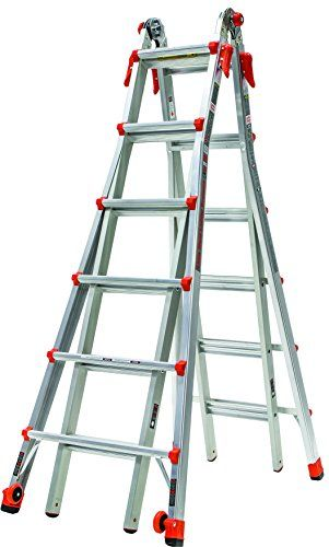 Little Giant Ladder Systems 15426 001 M26 Velocity Little Https Www Amazon Com Dp B01cqkri1u Ref Cm Sw R Pi Dp U Multi Purpose Ladder Ladder Little Giants