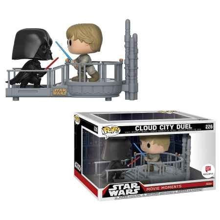 Funko Pop Starwars Movie Moments Cloudcityduel Availablenow Walgreens Funko Pop Star Wars Funko Star Wars