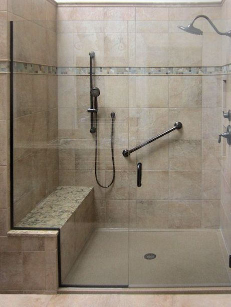 Walk In Shower with Seat for Elderly That Will Inspire You | Home