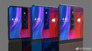 Xiaomi Mi Mix Flex is Foldable Triple Camera Phone जल्द