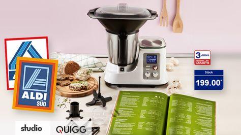 Küchenmaschine Mit Kochfunktion Aldi 2021