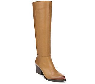 Naturalizer Leather Tall Boots - Fae