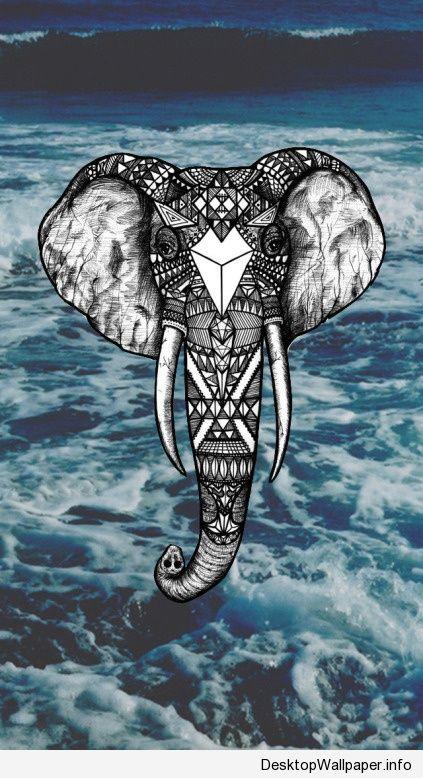 Elephant Wallpaper Tumblr Http Desktopwallpaper Info Elephant