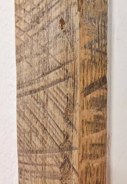 Reclaimed Rough Sawn Barn Wood Trim With Images Barn Wood