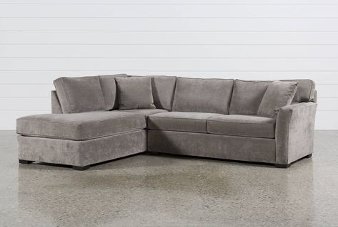 Aspen 2 Piece Sleeper Sectional W Laf Chaise Products In