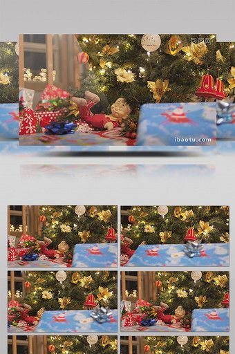 Beautiful And Beautiful Christmas Decoration Real Shot Video Video Mp4 Free Download Pikbest Christmas Decorations Merry Christmas Poster Beautiful Christmas