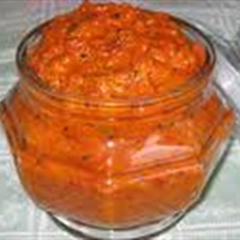 Try this Original Macedonian Ajvar recipe.