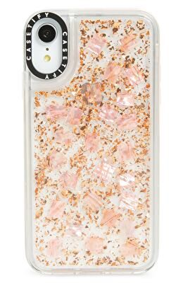 cheap for discount 84ccf d8bf6 CASETIFY Designer Mother of Pearl Shimmering Grip iPhone X/Xs, XR ...