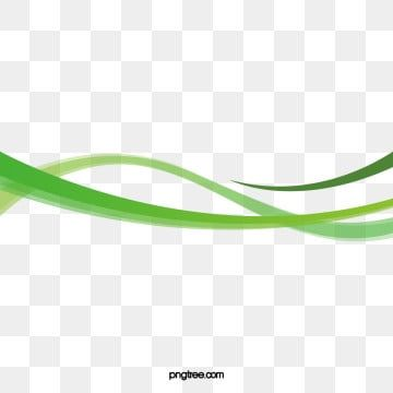 Vector Green Background With Wavy Curved Vector Wavy Wave Wave Vector Png Transparent Clipart Image And Psd File For Free Download Green Backgrounds Photo Album Design Layout Waves Vector