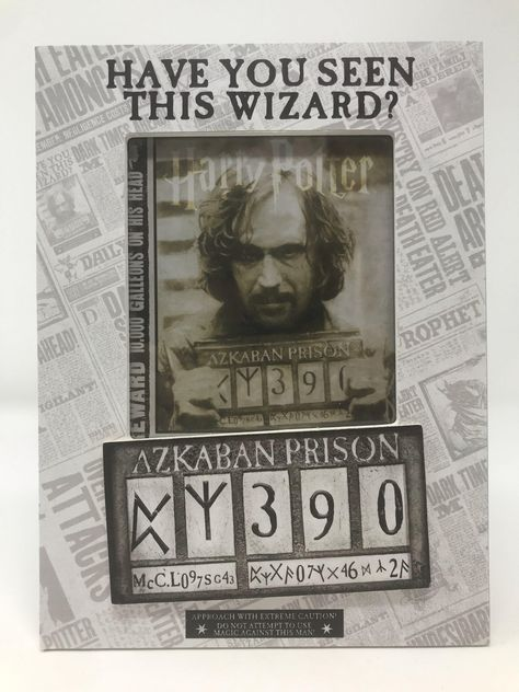 Have You Seen This Wizard? Photo Frame