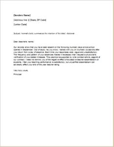 cartas referencia personal