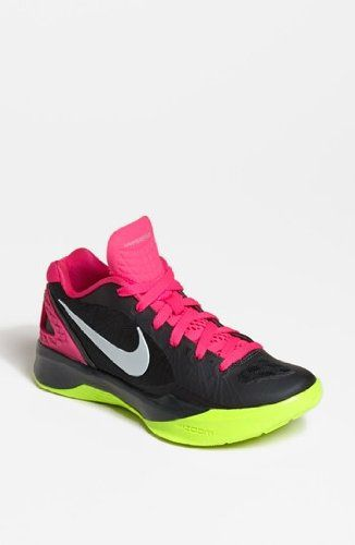 Nike Volley Zoom Hyperspike Women S Volleyball Shoes 8 5 B Medium Nike Shoes Women Nike Volleyball Shoes