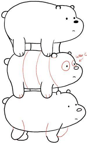 Pin De Valeria Jauregui En We Bare Bears Escandalosos Dibujos Sencillos Disney Dibujos Animados Sencillos Dibujos Sencillos