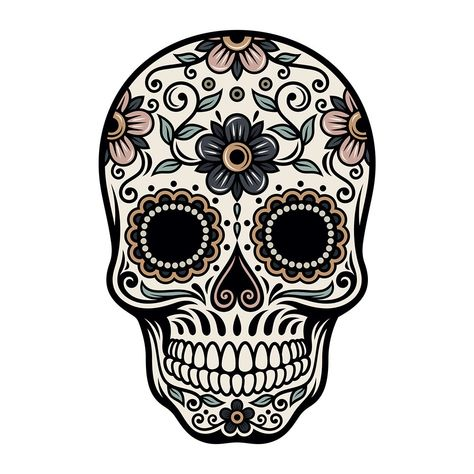 Skull in mexican sugar, flowers and harmony Hugolescargot com Samantha Smith is part of Skull coloring pages - Coloriage crâne en sucre mexicain, fleurs et harmonie Hugolescargot com Coloring skull in mexican sugar, flowers and harmony Hugolescargot com Mexican Skull Tattoos, Sugar Skull Tattoos, Sugar Skull Art, Mexican Skulls, Mexican Art, Sugar Skulls, Sugar Tattoo, Sugar Skull Drawings, Sugar Skull Design