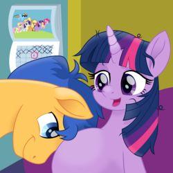 Kiss My Ass Pony Bag Black  Rarity Einhorn Twilight My Little Sparkle Dash