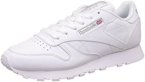 Reebok Classic Damen Sneakers, Weiß (Int White), 38.5 EU