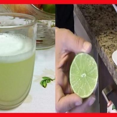 Limao E Bicarbonato A Combinacao Perfeita Para Desinchar E Perder