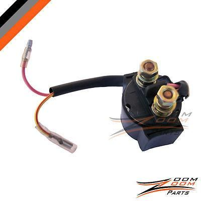 Starter Relay Solenoid Honda Fourtrax Trx 300ex 1993 1994 1995 1996 1997 1998 Zoom Zoom Parts Atv Quads Honda Honda Models