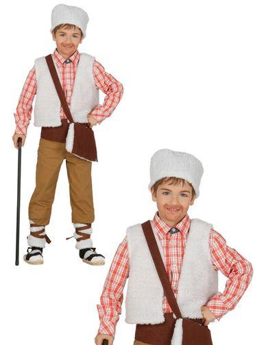 qualità affidabile più recente il migliore Costume da pastore di campagna da bambino | Costumi, Negozio e Bambini