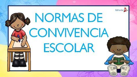 50 Ideas De Normas De Convivencia Normas De Convivencia Normas De Clase Normas Del Aula