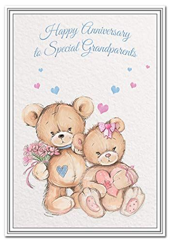 Grandparents Anniversary Cards Wedding Anniversary Gree Https Anniversary Card For Parents Wedding Anniversary Greeting Cards Anniversary Greeting Cards