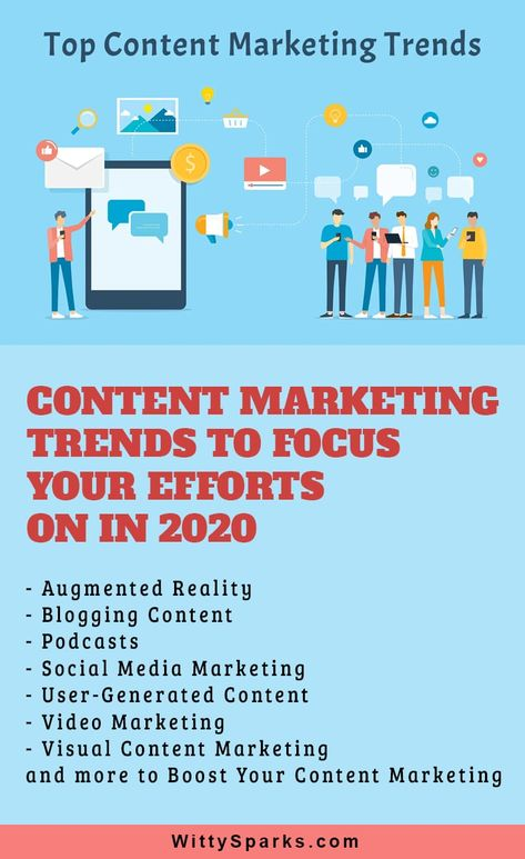 Ways To Boost Content Marketing For Your Business in 2020
