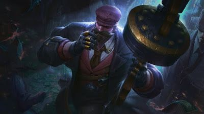 Graves Mafia Wallpaper Lol Wild Rift League Of Legends Champions League Of Legends League