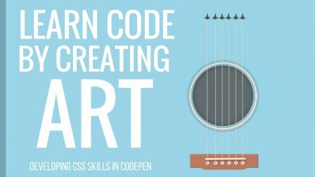 Learn Code By Creating Art Developing Css Skills In Codepen