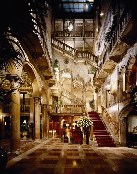 Hotel Danieli @ Venice, gorgeous!