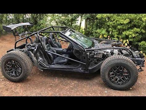 The vette gambler badass Build A Go Kart, Diy Go Kart, Custom Trucks, Custom Cars, Carros Off Road, Go Kart Buggy, Go Kart Plans, Offroader, Sand Rail