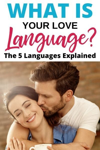 The Five Love Languages And Their Meaning Love Languages Five Love Languages Language